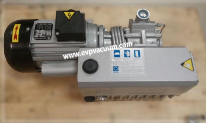 Vacuum pumps of energy-saving fluorescent lamps production