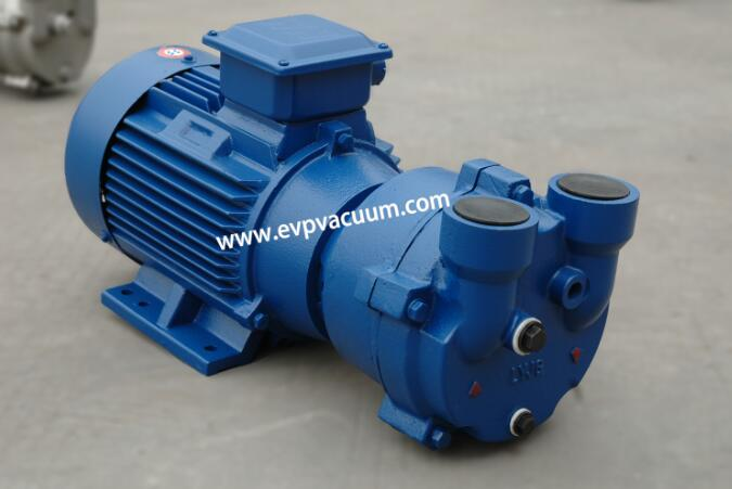 How to replace liquid ring vacuum pump packing