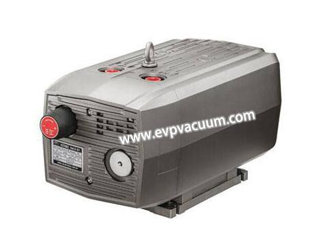 Explosion proof oil free vacuum pump