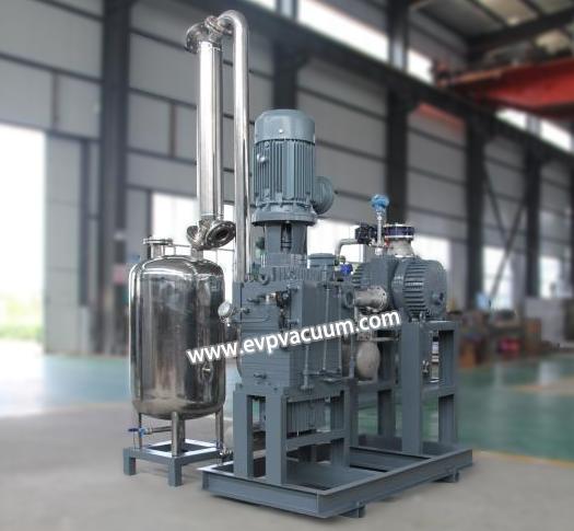 vacuum pump used in dry vacuum pump unit