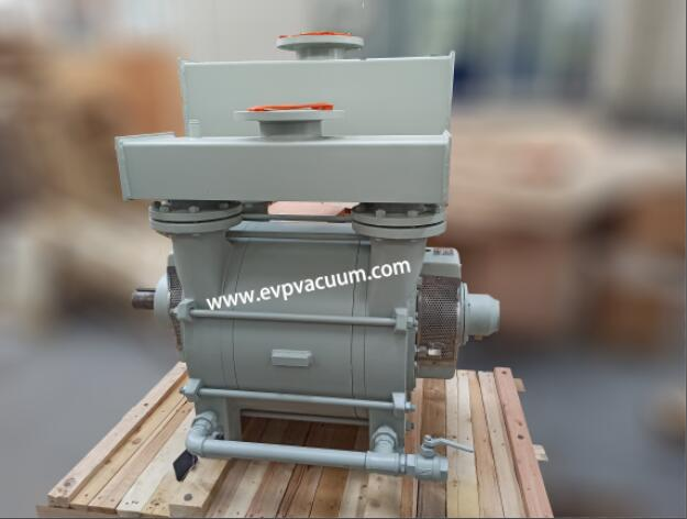 Vacuum pump for coal seam gas recovery