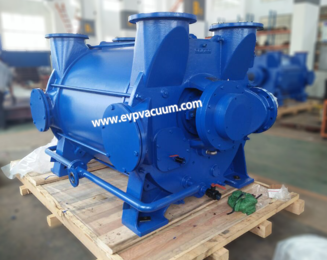 Vacuum Pumps For Molded Fiber Processing