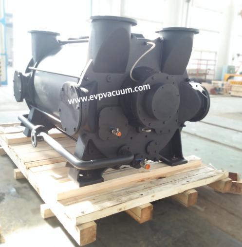 Liquidring vacuum pump