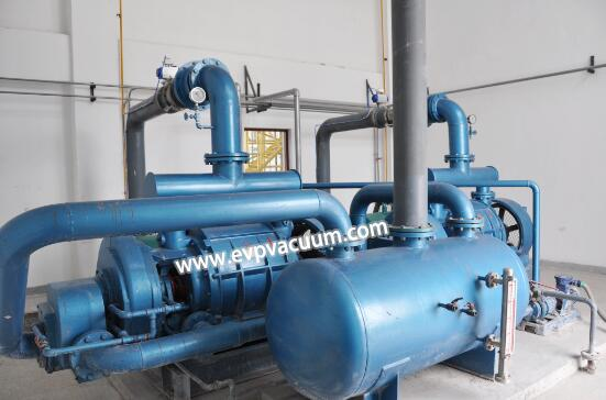 What are the dangerous gases in vacuum system