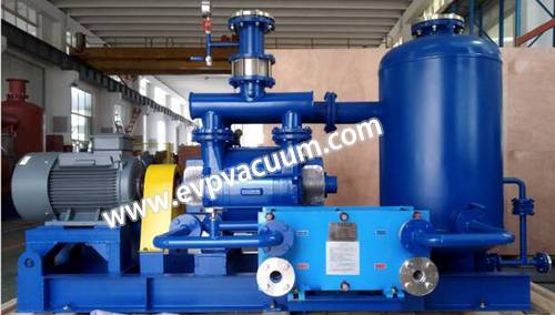 Liquid ring compressor used in Biogas Production