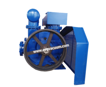 Vacuum pump for oxidation of activated sludge tank