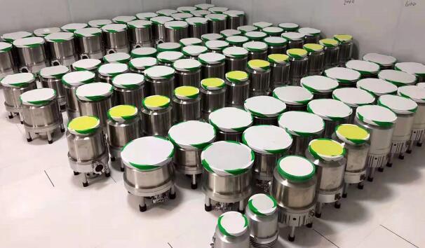 molecular pump in semiconductor of application