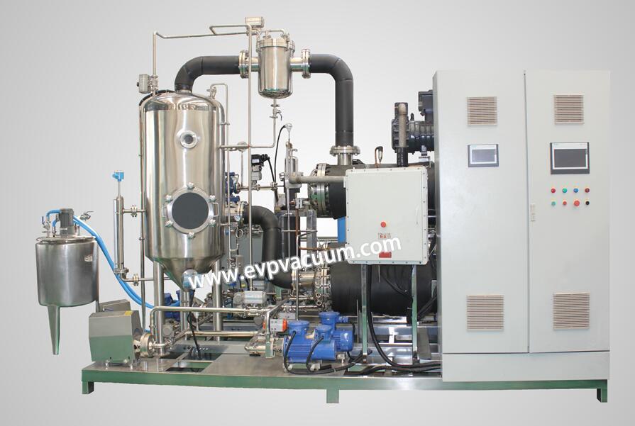continuous vacuum drying equipment