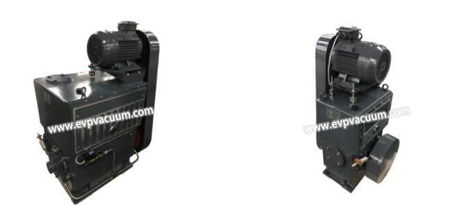 H piston vacuum pump