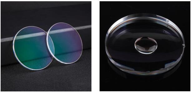 Common optical coating materials are as follows