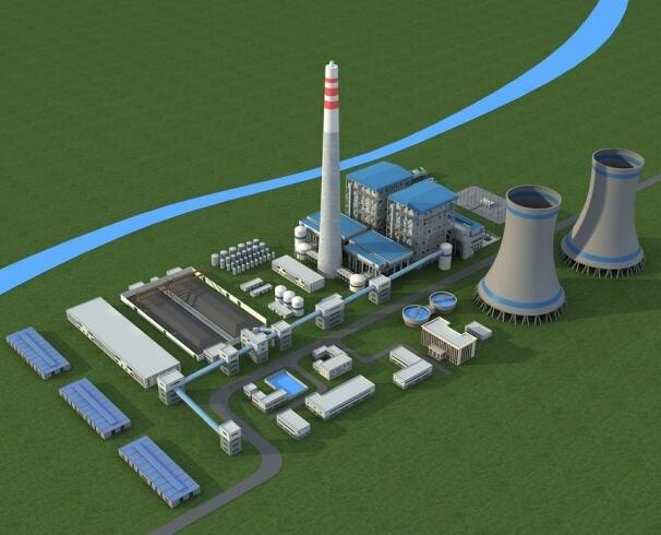 Liquid ring vacuum pump in power plant applications