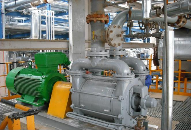 The sealing requirements for vacuum pump system