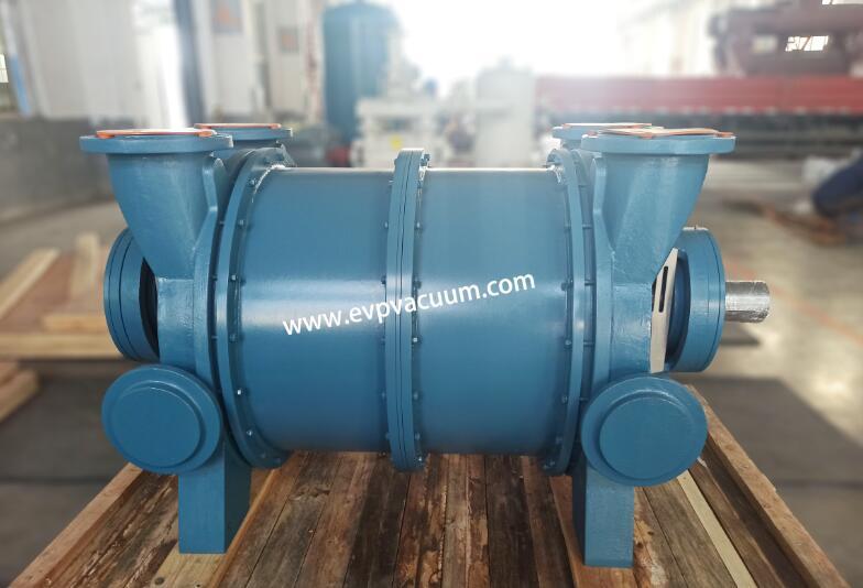 Vacuum pump in paper industry of application