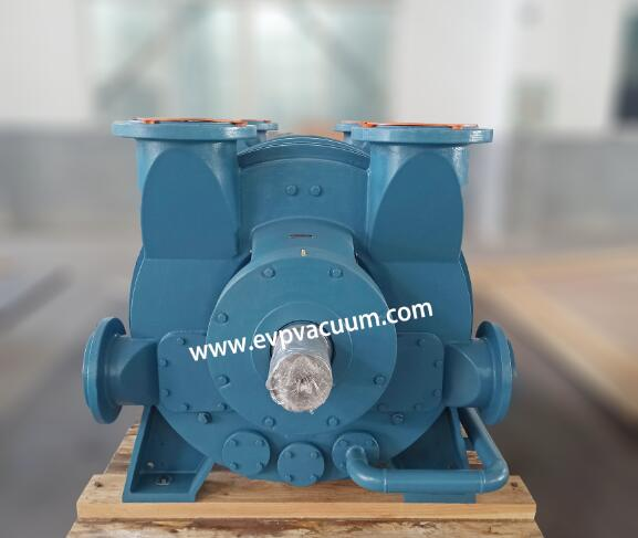 Vacuum pump in paper industry