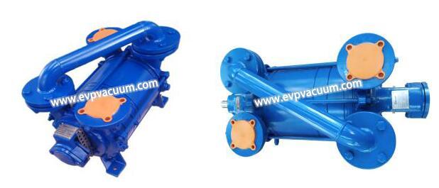 DLV two stage liquid ring vacuum pump