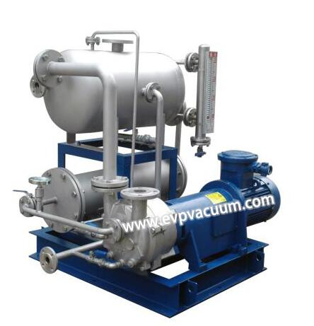 Vacuum pumps are used in the dilute brine dechlorination industry