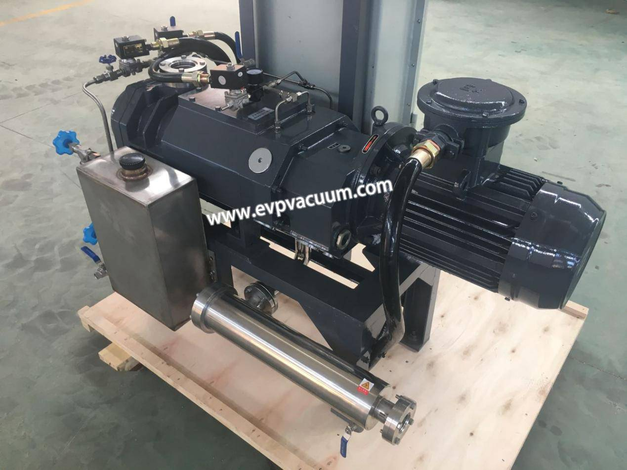 Vacuum pump for Photovoltaic (PV) production line