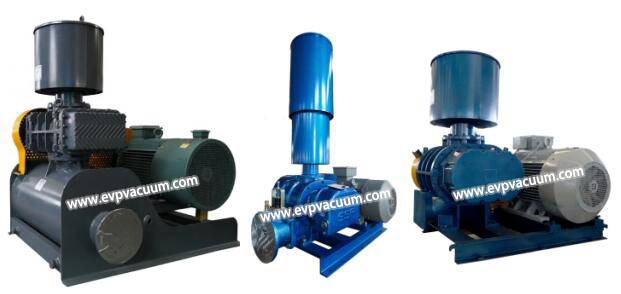Low Noise Roots Blower in Mine Concentrate Dewatering Application
