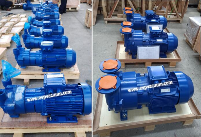 water ring vacuum pump in EPS foaming application