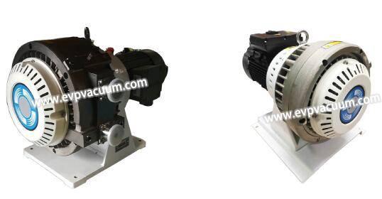 EVP dry scroll vacuum pump