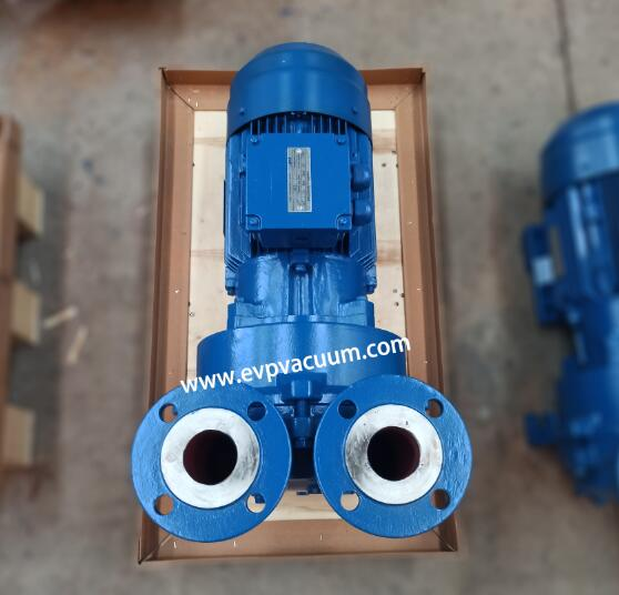 Liquid ring vacuum pump for Wafer Cleaning Equipment