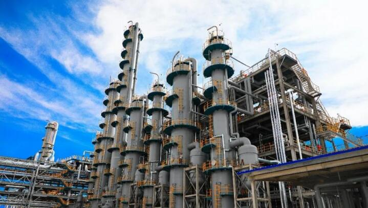 Ethylene glycol is mainly used in the manufacture of polyester