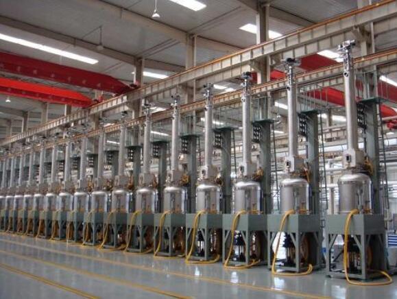 monocrystalline furnace