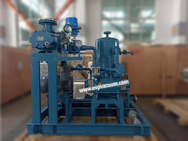 Food industry vacuum unit