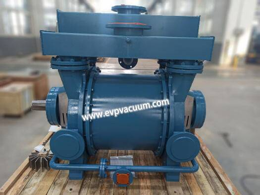 water ring compressor used in environmental protection sewage treatment