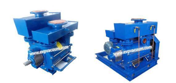 2BE liquid ring vacuum pump