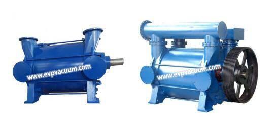 2BE3 liquid ring vacuum pump