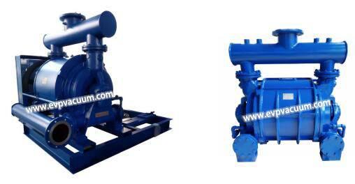 CL cone structure liquid ring vacuum pump