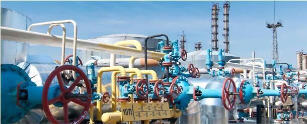 CBM recovery compressor (natural gas recovery)