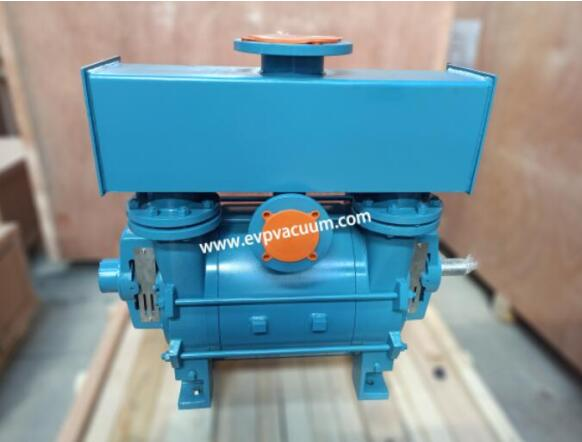 Liquid ring compressor used in coalbed methane recovery application