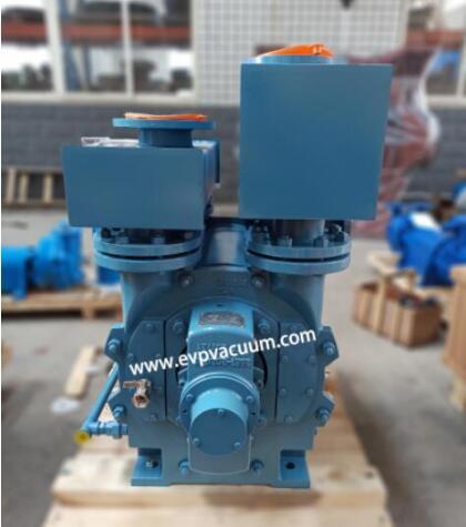 Liquid ring compressor application