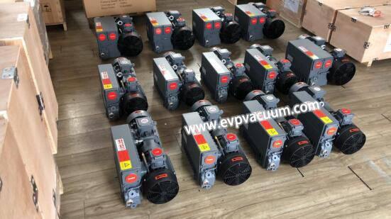 oil rotary vane pumps