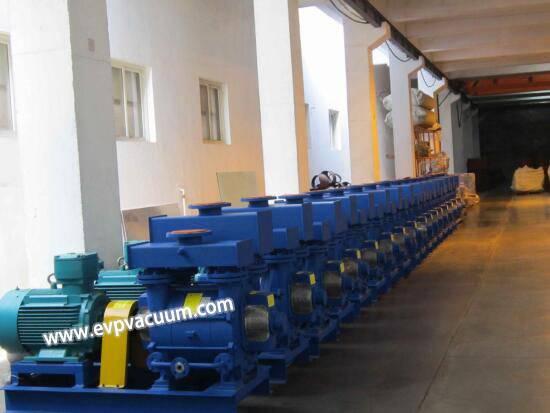 Vacuum pump used in Printing Application