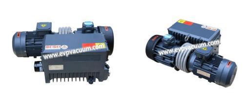 Rotary vane pumps are used in Vacuum Plastic Molding