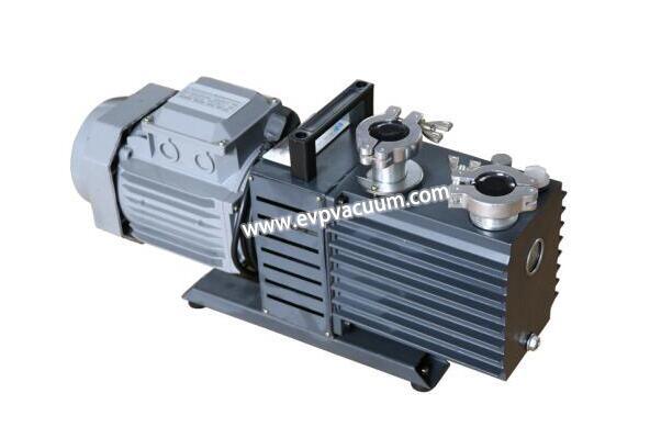 Rotary vane vacuum pump in IGBT module manufacturing process