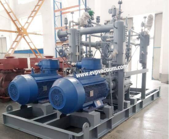 flare gas recovery compressor