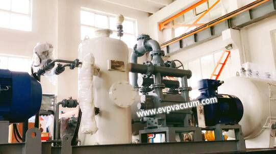 liquid ring vacuum compressor in Flare gas recovery of application