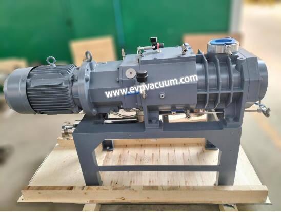 vacuum pump in medical equipment application