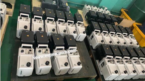 first-stage rotary vane vacuum pump