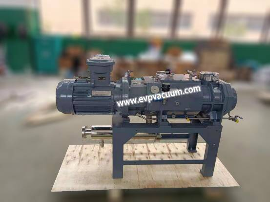 Do you know the role of dry screw vacuum pump in gasoline industry ?