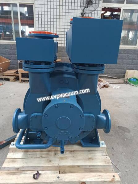Liquid Ring Vacuum Pumps Used in Paper Mill in Bengal