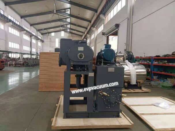 Vacuum Pump used in calcium production
